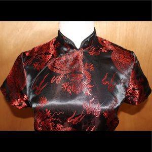 Dresses & Skirts - ASIAN INSPIRED DRESS